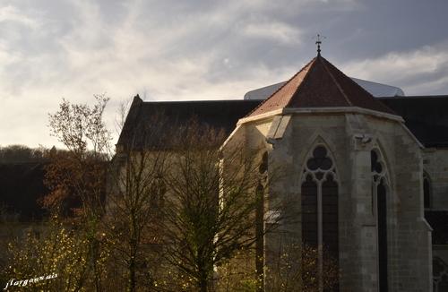 Abbaye de lachalade 2019 11 3