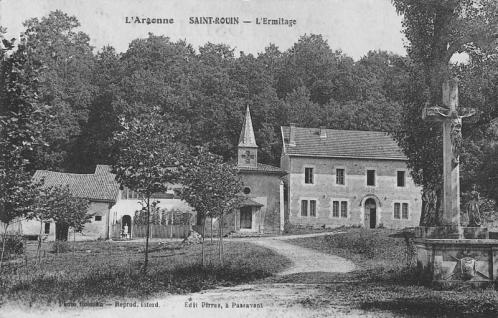 Ermitage saint rouin 1939
