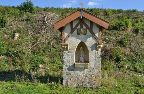 Oratoire route d41 2015 09 09